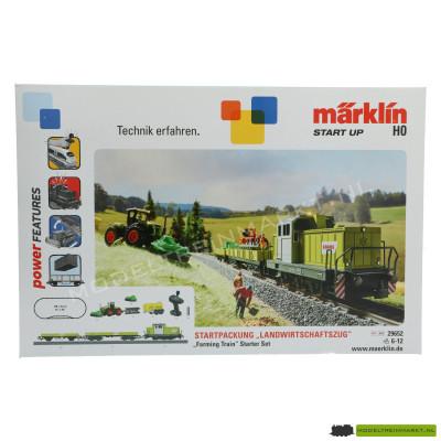 29652 Marklin - Startset Landbouw Trein