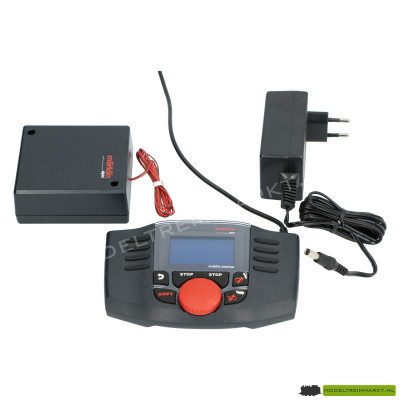 60657 Märklin Mobile station (HO) met adapter en aansluitbox