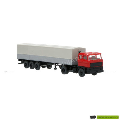 24555 Wiking vrachtwagen DAF-Turbo