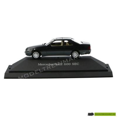 Herpa Mercedes-Benz 600 SEC
