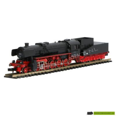 12712 Trix - Stoom locomotief met tender BR 52 - DR