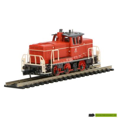 12633 Minitrix - Diesellocomotief - Deutsche Bundespost