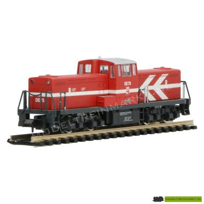 K10700 Kato - Diesellocomotief DE 75