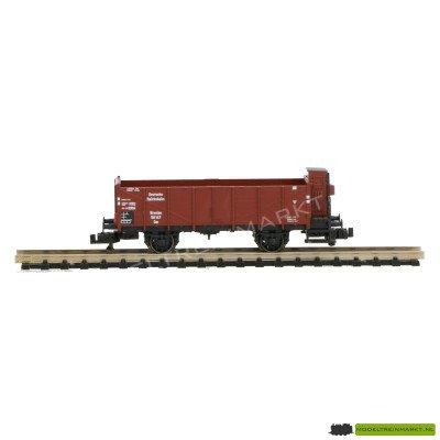 8216 K Fleischmann - Opengoederen wagon met remmershuisje - DRG