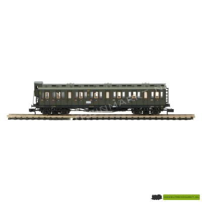 881001 K Fleischmann - Personenwagon 2e klas DRG - BR 60