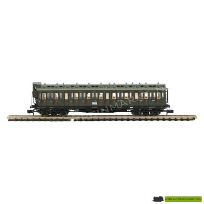 881003 K Fleischmann - Personenwagon 3e klas DRG - BR 62