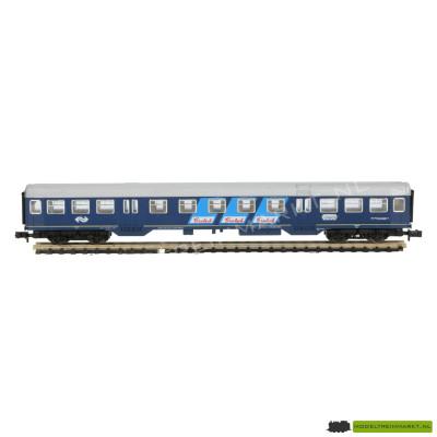 8156 Fleischmann - Personenwagon 'Grolsch' & 'Amsterdam' NS - BR 50 84