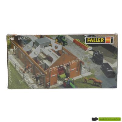 180624 Faller - Deurmechaniek voor het elektrisch open en sluiten.