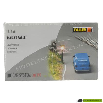 161666 Faller - Flitspaal/Radarcontrolle bouwpakket