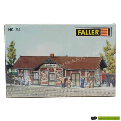 "94 Faller - Station ""Breitenbach"""