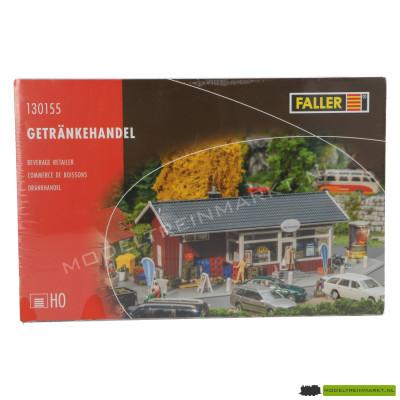 130155 Faller - Drankhandel 'Zirlewagen'