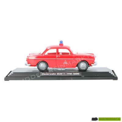 763 02 41 Wiking VW 1600 Limousine Feuerwehr