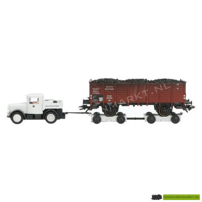 46822 Märklin Transport rolwagen met goederenwagon