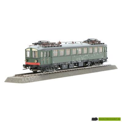 44987 Roco Blokkendoos wagen 3 klasse met pantograven wisselstroom