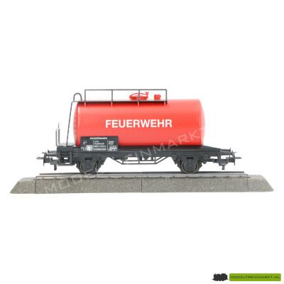 00752-19 Märklin ketelwagon - waterwagen- ' FEUERWEHR'