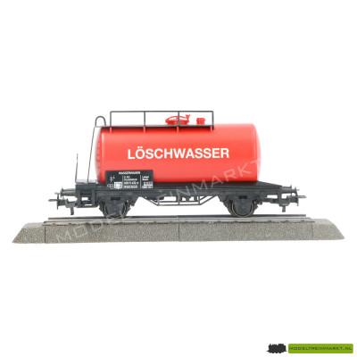 00752-21 Märklin ketelwagon -waterwagen- 'LÖSCHWASSER'