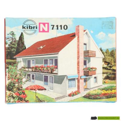 7110 Kibri Bouwpakket gezinswoning