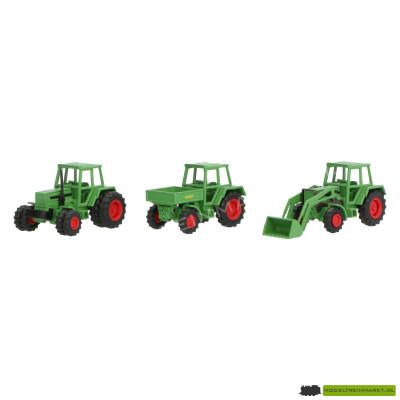 1892 Märklin Set Fendt tractoren