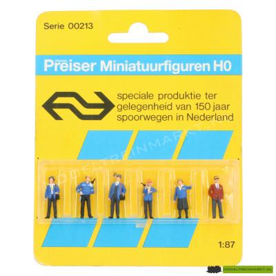 00213 Preiser NS-Miniatuurfiguren