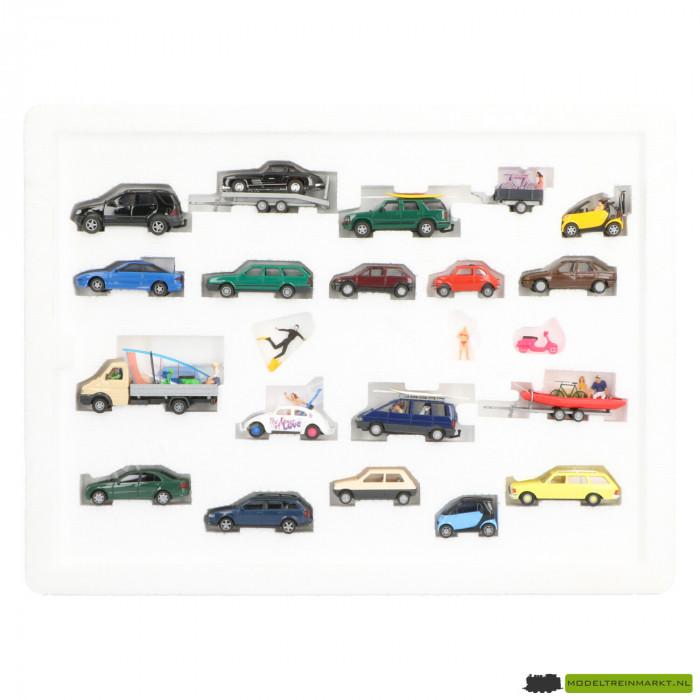 "18761 Märklin Set Auto's en accessoires ""Vakantie op Sylt"""