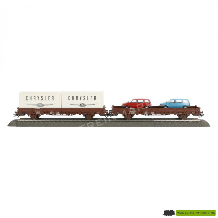 46945 Märklin Set wagons Automobieltransport