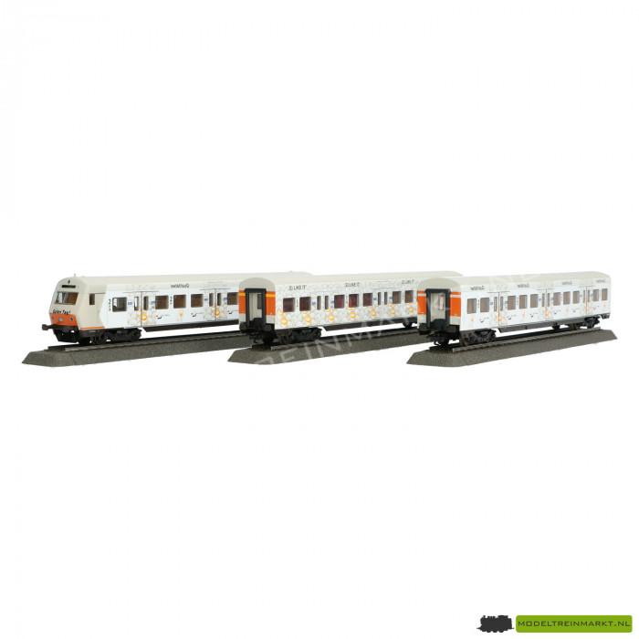 """4389 Märklrin Set wagons """"S-bahn"""""""
