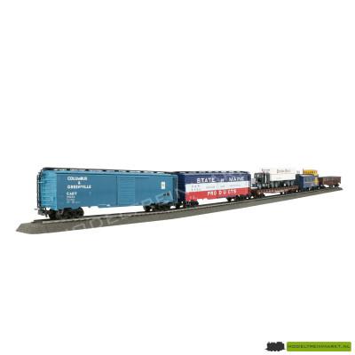 4863 Märklin Set USA goederenwagens II