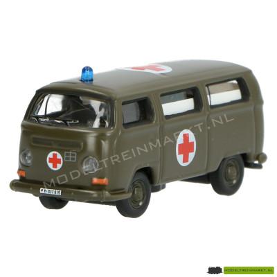 18701 Märklin 4MFOR VW Bus als ambulance