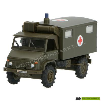 18711 Märklin 4MFOR Unimog als ambulance