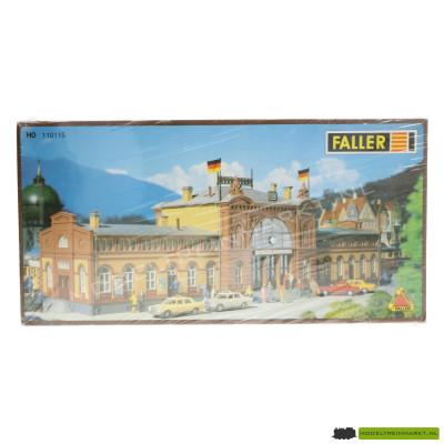 """110115 Faller Station """"Mittelstadt"""""""
