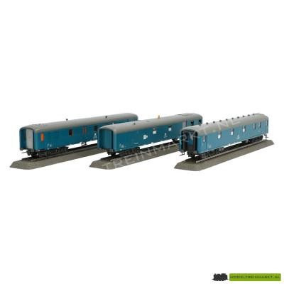 """49951 Märklin Set 3 hulpwagens voor de spoorwegkraan """"Goliath"""""""