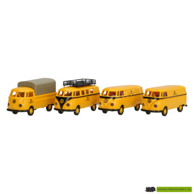 Brekina Transporter T1 Deutsche Post serie 3