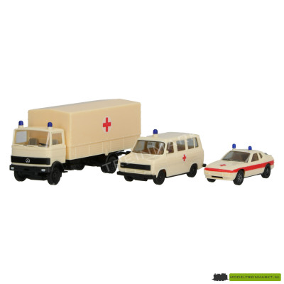 7501 Herpa Ambulanceset