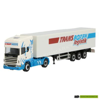 24507-11 Trix Vrachtwagen Transrozen Logistik