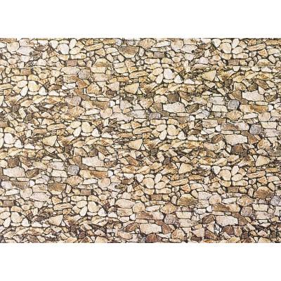 222562 Faller Muurplaat natuursteen