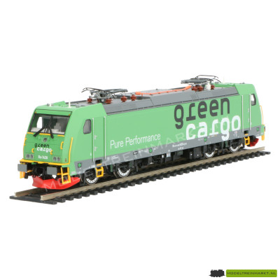 43964 Brawa Traxx e-loc Re1428 Green Cargo