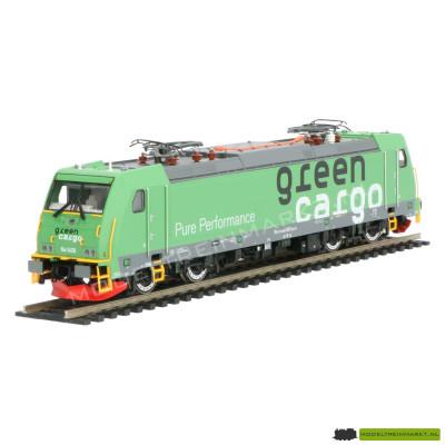 43964 Brawa Traxx e-loc Re1428 Green Cargo Analoog Basic