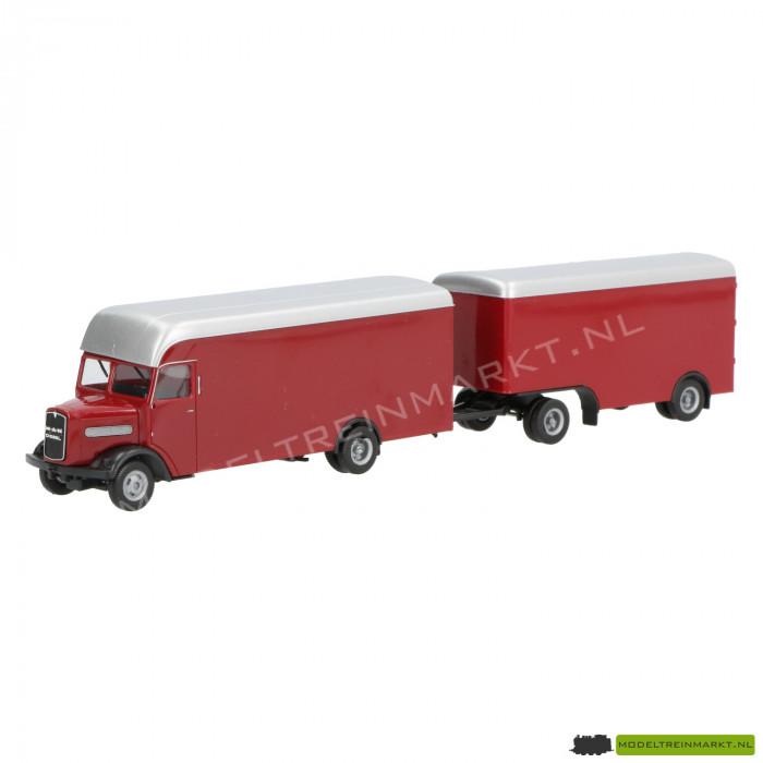 143196 Herpa MAN vrachtwagen