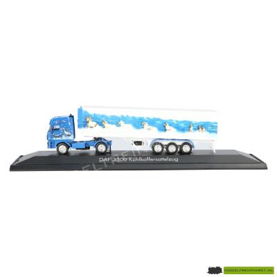 Herpa - Vrachtwagen DAF 3300 Kühlkoffersattelzug