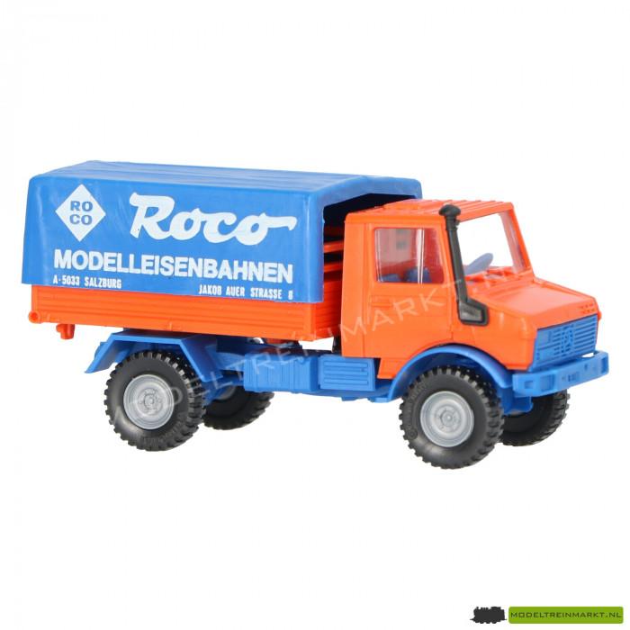 Roco Unimog met roco reclame
