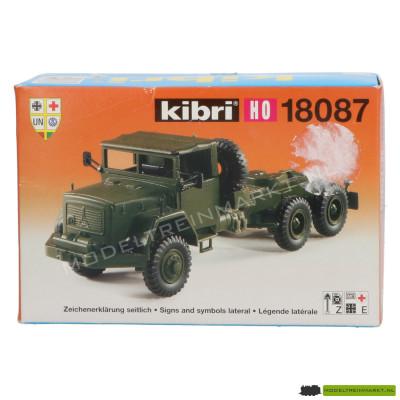 18087 Kibri Magirus legerwagen