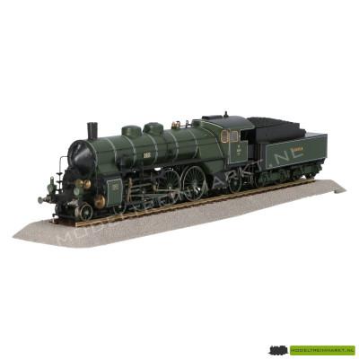 69371 Roco stoomlocomotief S3/6 K. Bay. Sts. B. Wisselstroom uitvoering