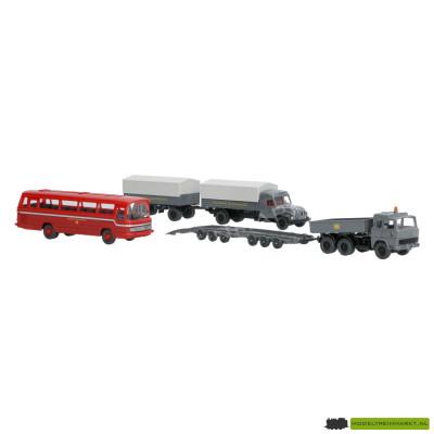 990 06 58 Wiking Autodrom Klassische Fahrzeuge der Deutschen Bundesbahn