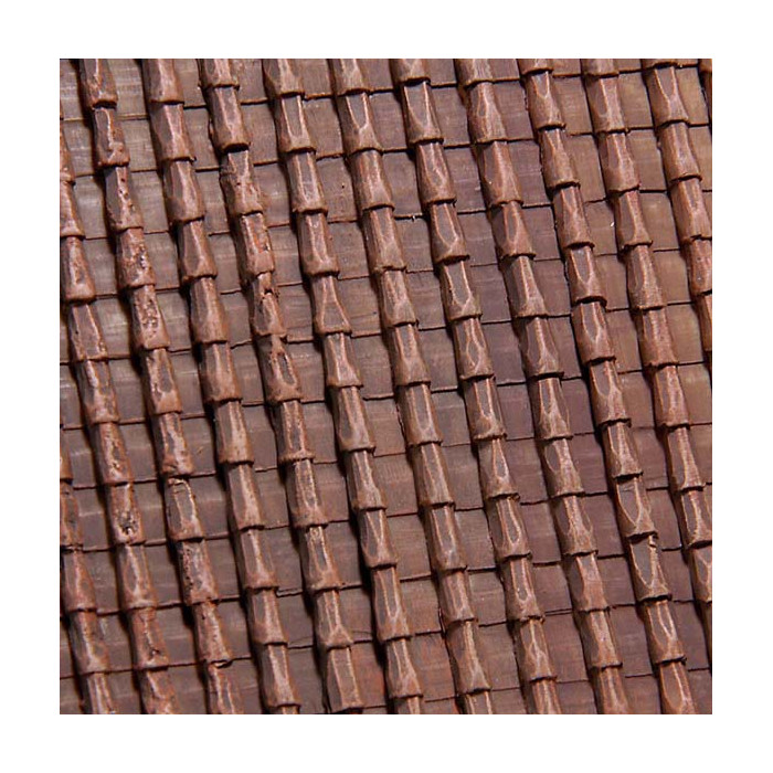 10.202 Artitec Romaanse dakpannen 'regelmatig'