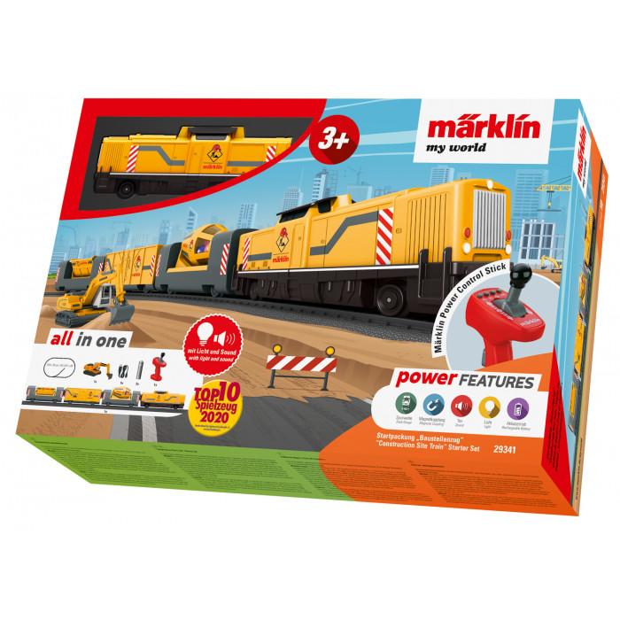 29341 Märklin startset 'Bouwplaatstrein'