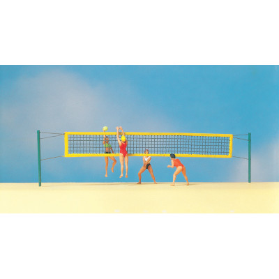 10528 Preiser Beach volleybal