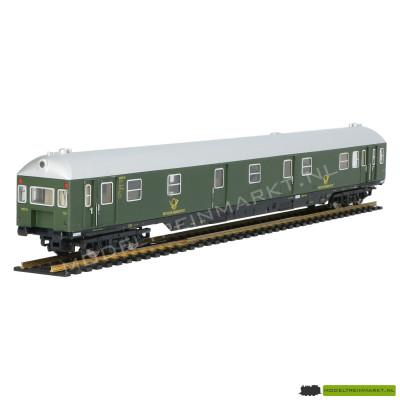 74862 Tillig Bahnpostwagen Post 4 mf mit steuerabteil