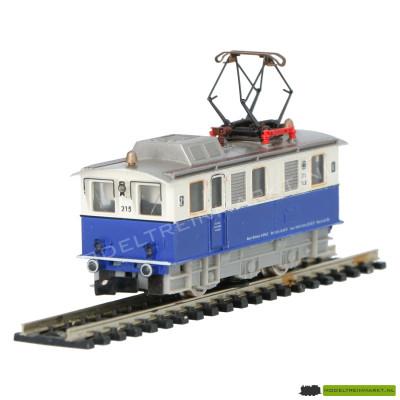 7969 Fleischmann piccolo Edelweiss schoonmaak locomotief