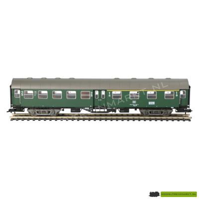 5129 K Fleischmann 4 assige Umbauwagon 1st - 2de klasse