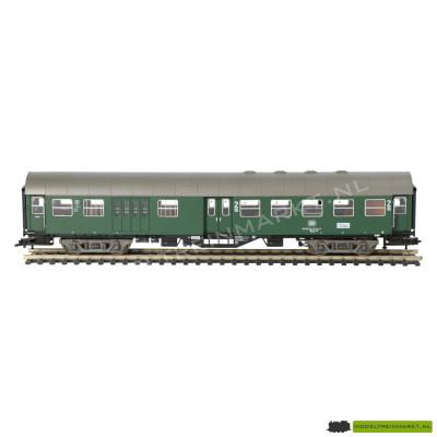 5127 K Fleischmann 4 assige Umbauwagon 2de klasse met bagage
